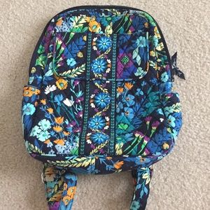 vera bradley backpack (retired pattern)